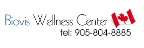 Biovis Wellness Center, tel: 905-804-8885